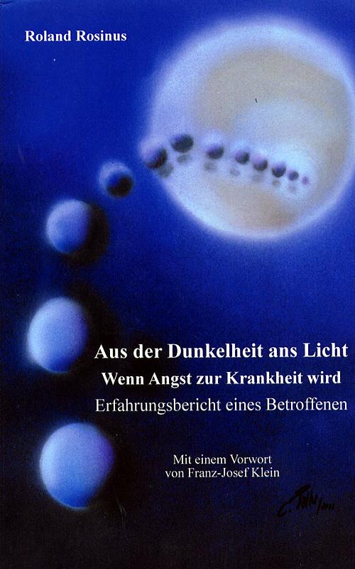 """Buch """"Aus der Dunkelheit ans Licht"""""""