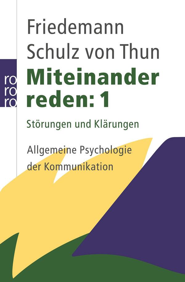 Friedemann Schulz von Thun - Miteinander reden:1