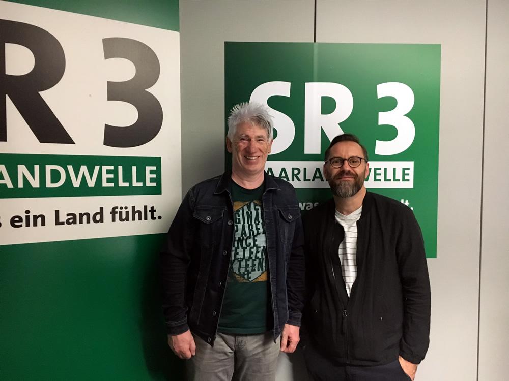 Roland Rosinus und Uwe Jäger